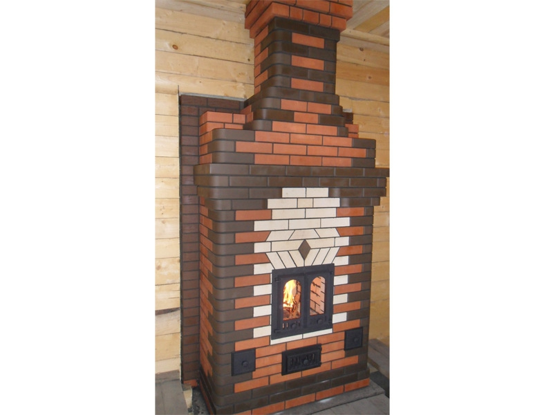 Кирпича огнеупорного каминопечь из кузнецова
